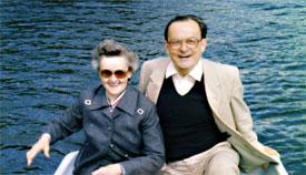 Heinz and Käthe Pistorius