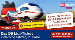Lidl ticket