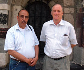 Middle East translator