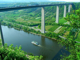 A61 Mosel bridge