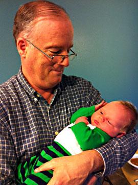 Grandson Dylan