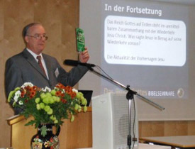 Seminar in Mörfelden