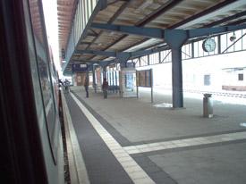 Zwickau train station