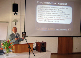 Kingdom of God seminar in Munich