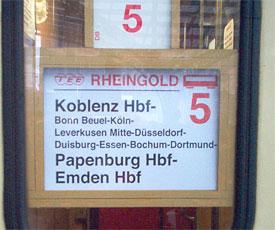 TEE Rheingold