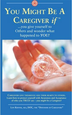 You might be a caregiver if