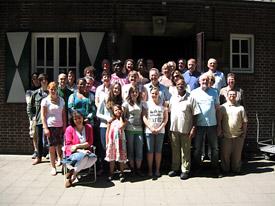 Pentecost fellowship weekend