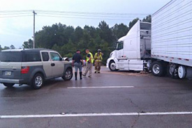 Hattiesburg accident