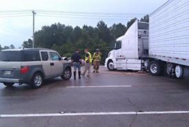 Hattiesburg accident