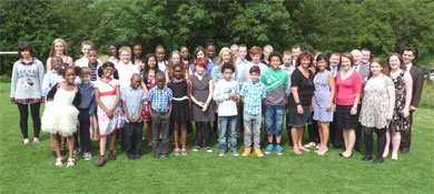 UK summer camp