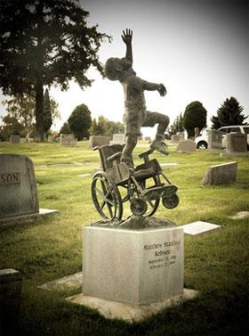 Matthew Robinson grave