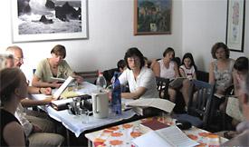 Berlin Bible study group