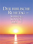 God's Sabbath Rest, German version
