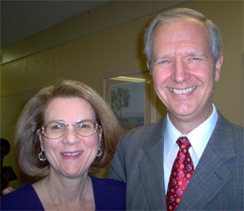 Dan and Nancy Hall