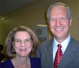 Dan and Nancy Hall