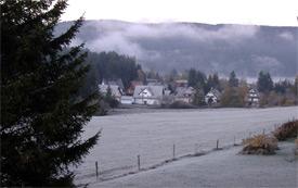 Schluchsee Feast site