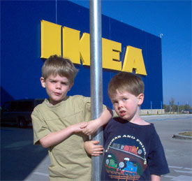 Ikea in Frisco