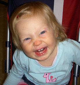 Granddaughter Maia