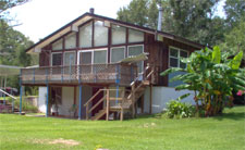 our house in Mobile