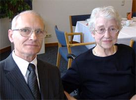 Kurt Schmitz and Ilse Pasch