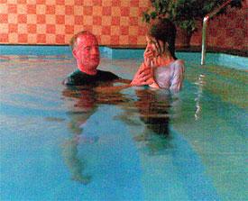 baptism in Prague