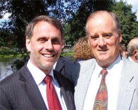 Rees Ellis and Paul Kieffer