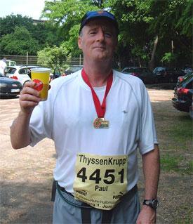 Duisburg half marathon