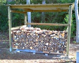 new woodshed